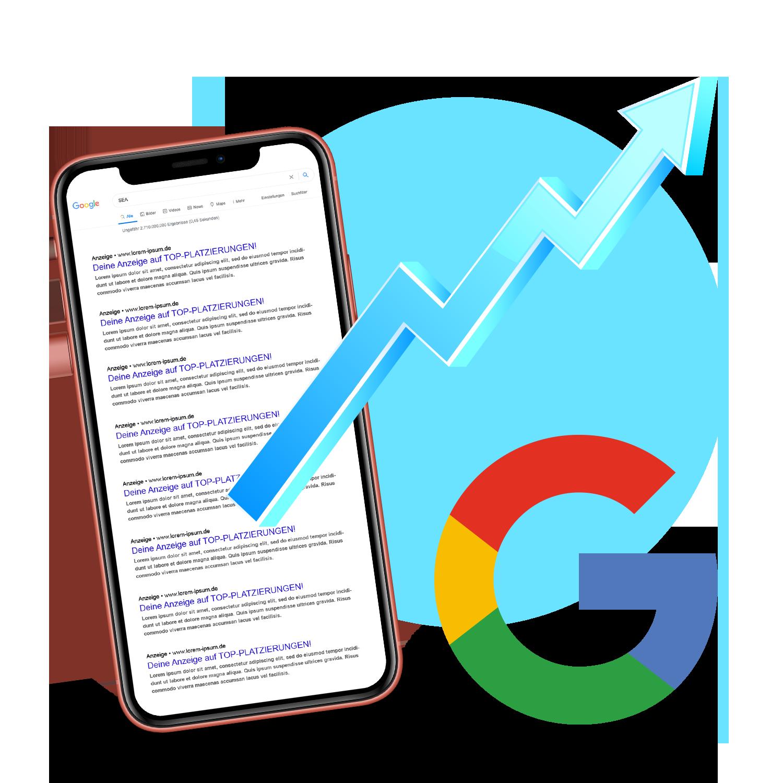 Google Ads (SEA) mit art2media