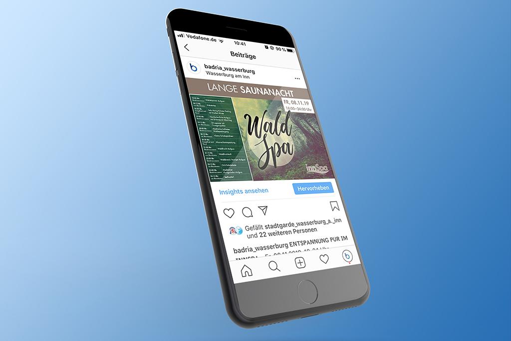 Instagramm: Fokussierung auf visuellen Content
