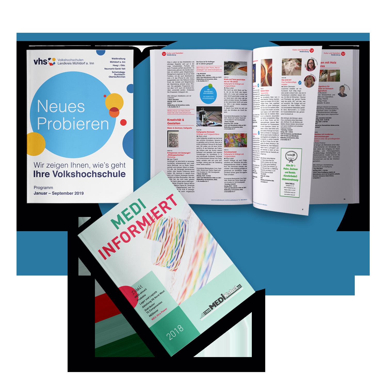 Magazin - Corporate Publishing für nachhaltige Kundenbindung
