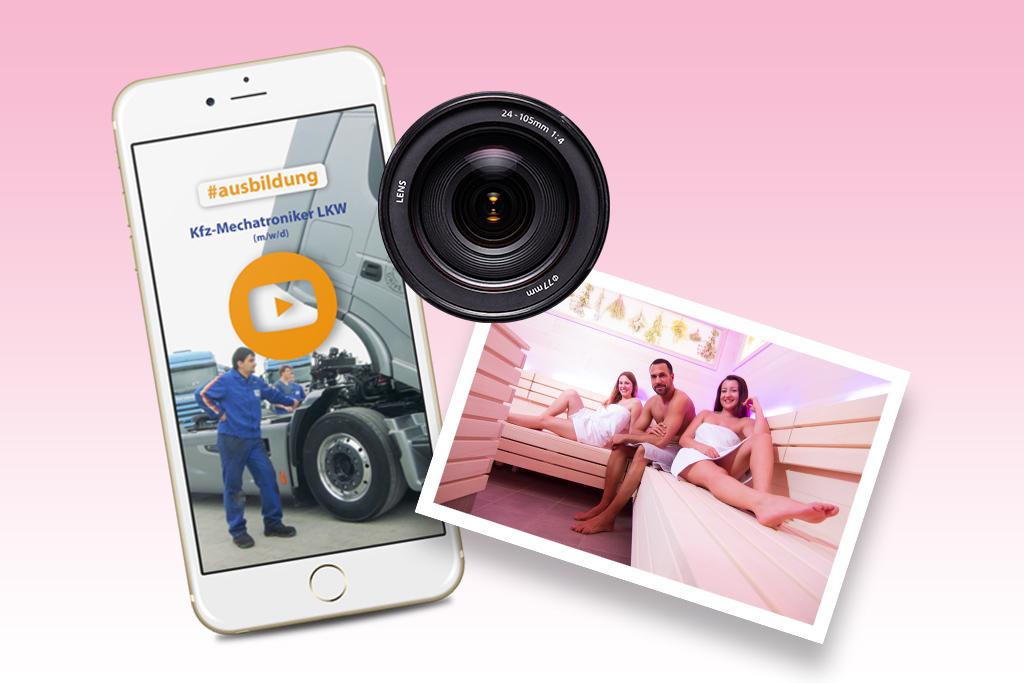 Anforderungen an Multimedia-Marketing
