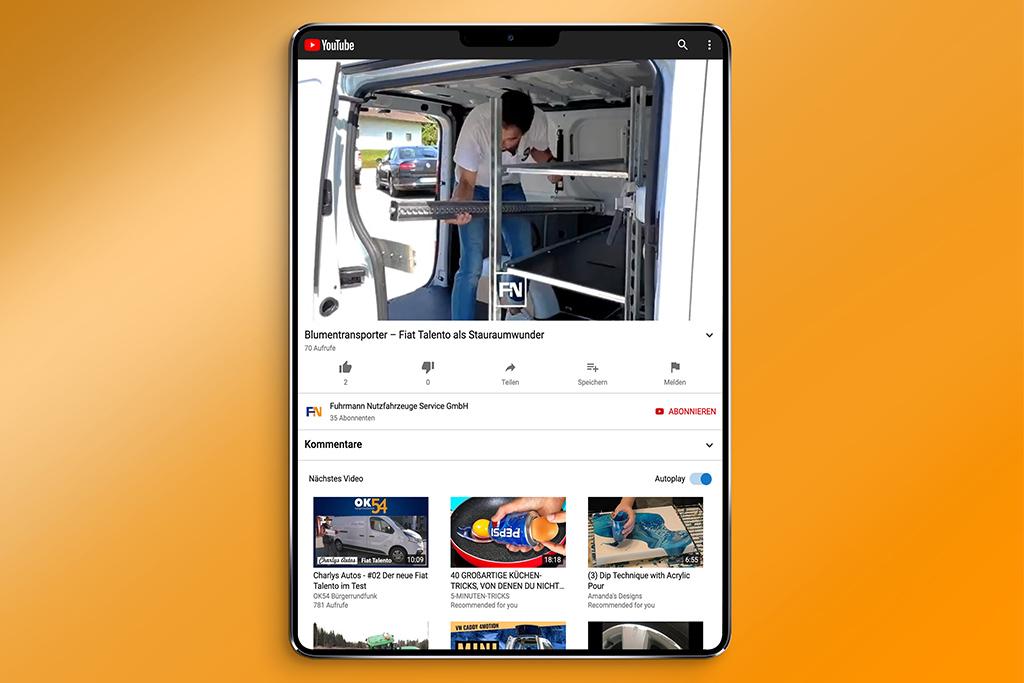 Traffic steigern mit YouTube