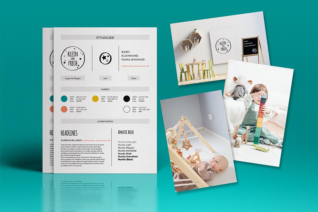 Corporate Identity und Corporate Design - Strategiearbeit für Ihr Unternehmen