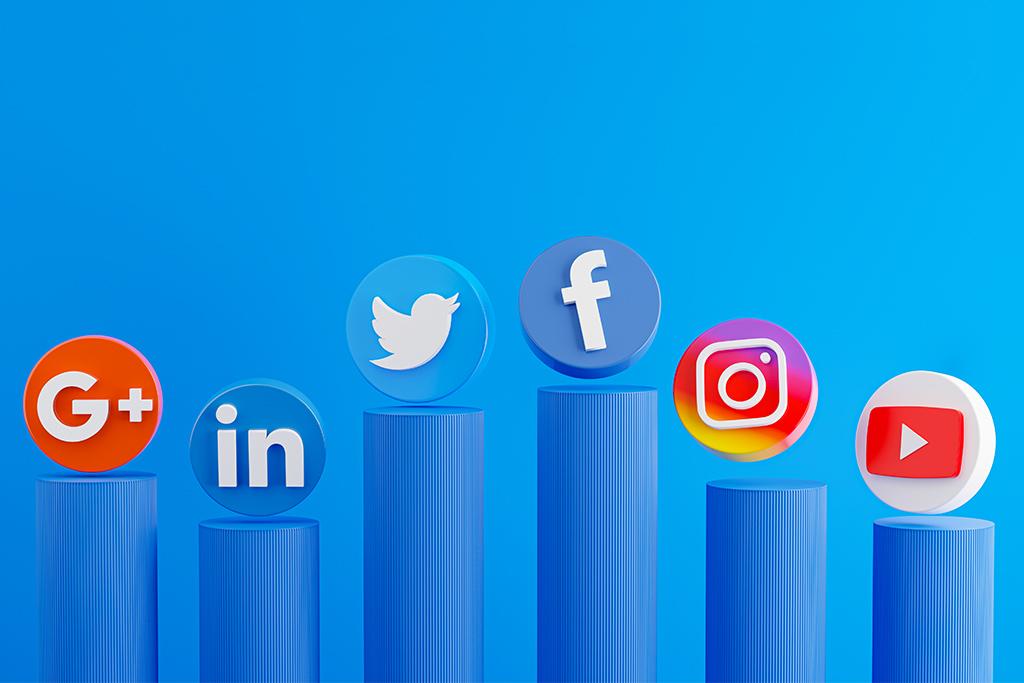 Symbolbild Soziale Netzwerke