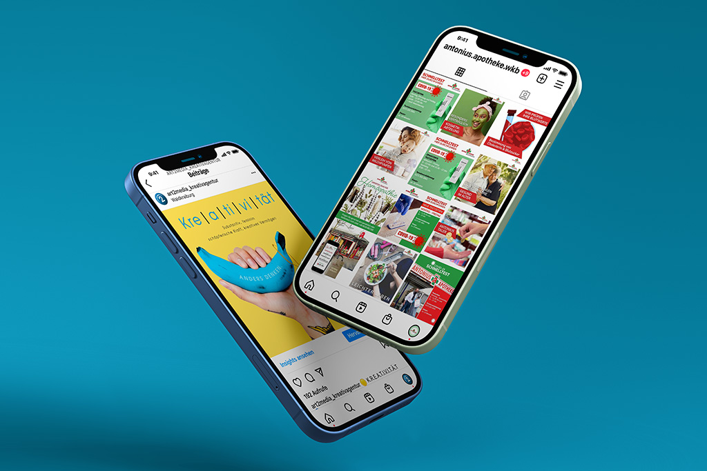 Digitales Standortmarketing Symbobild