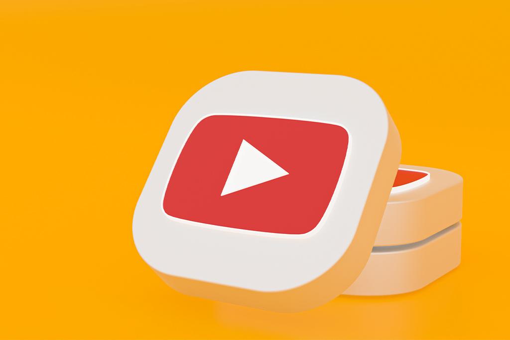 YouTube Symbolbild